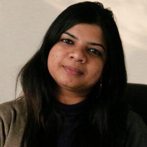 Ruchi Varma headshot