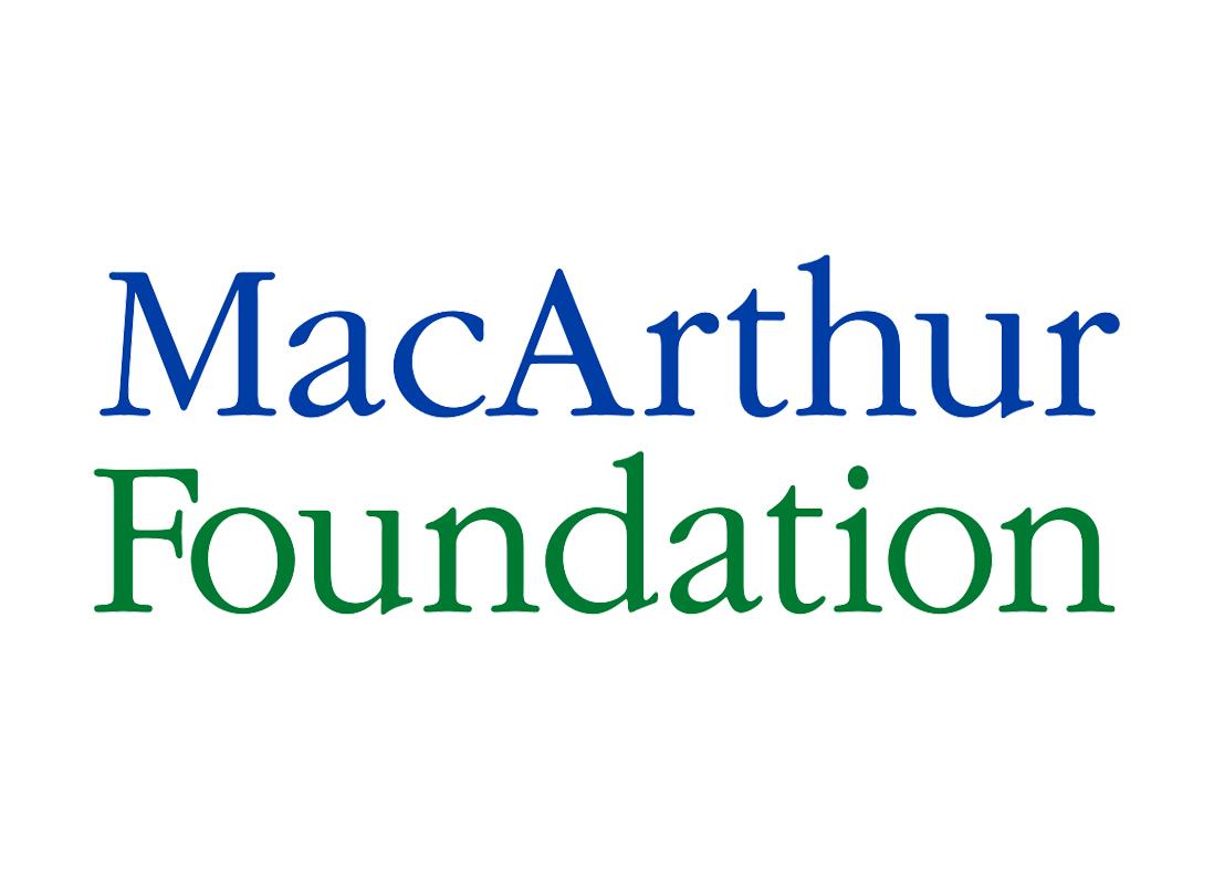 John D. and Catherine T. MacArthur Foundation logo