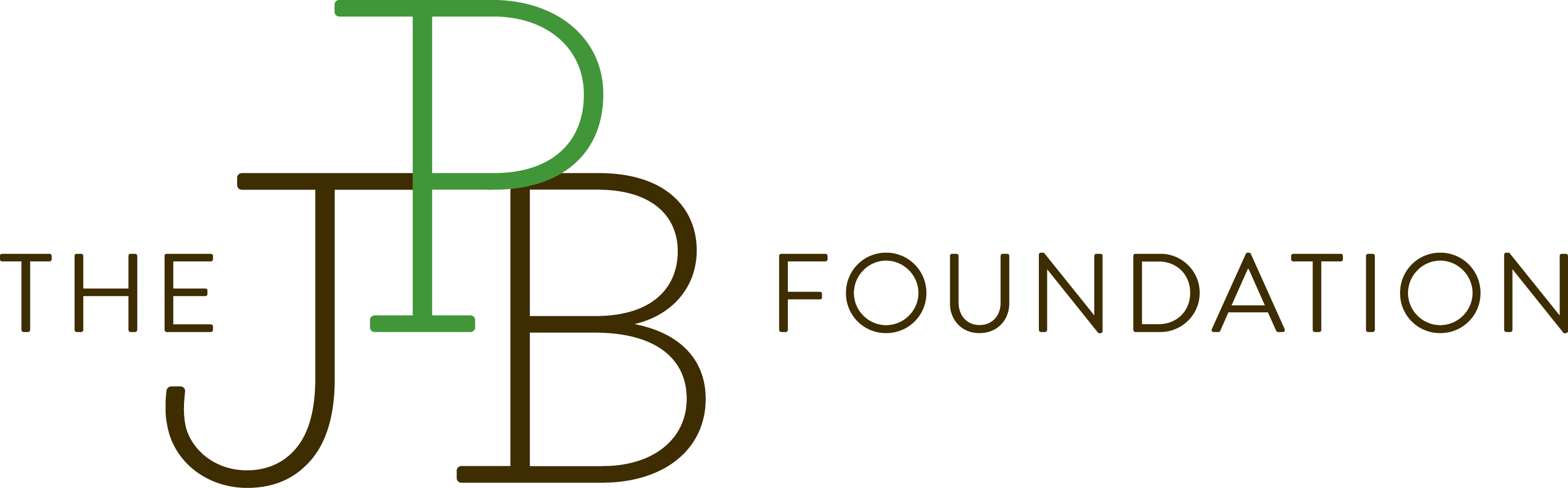 JPB Foundation logo